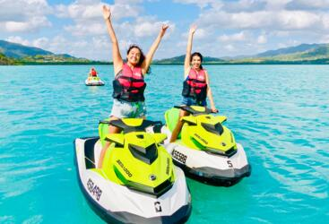 Whitsunday Jet Ski Tours - Go solo