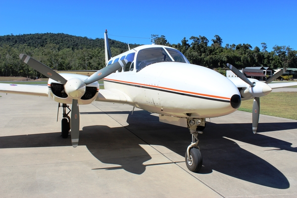 Cairns scenic flights - Modern aircraft
