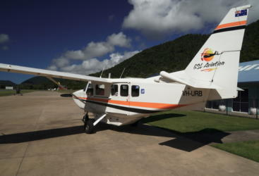 Guaranteed window seats on Whitsundays scenic flights on Great Barrier Reef