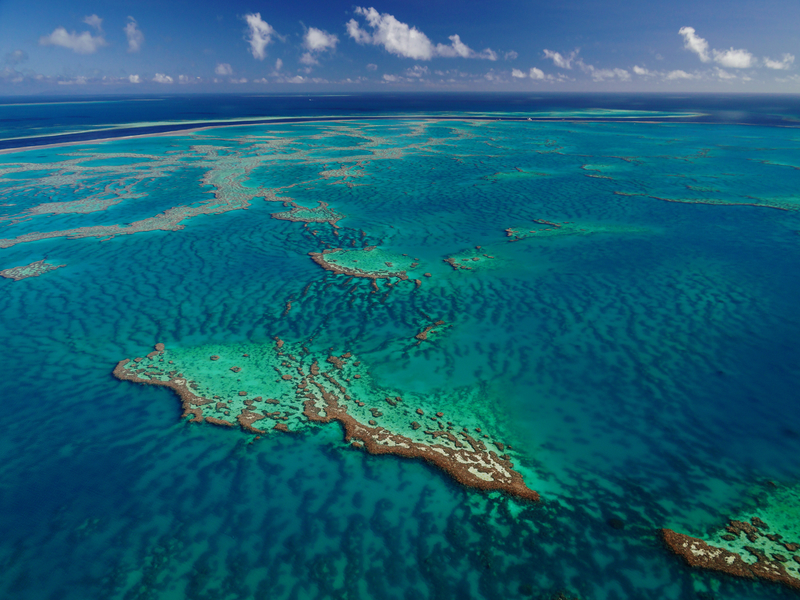 Helicopter Flights – Whitehaven Beach Whitsunday Islands