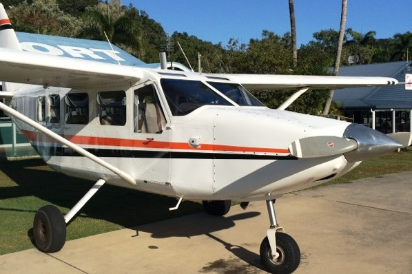 Guaranteed window seats on Cairns Scenic Flight