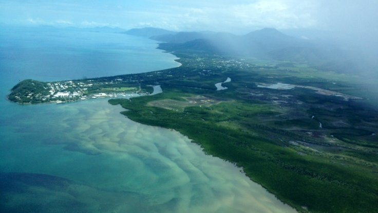 Scenic Flights over Port Douglas in Queensland Australia