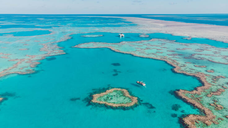 Heart Reef Exclusive Tour - Hamilton Island Scenic Flight