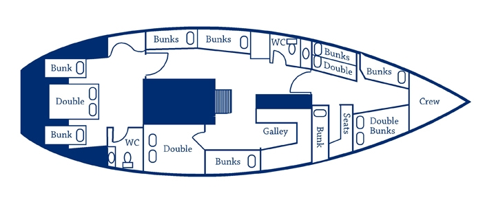 Boat Floor plan