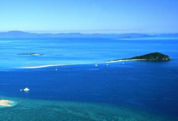 Whitsundays Helicopter Flights | Langford Reef