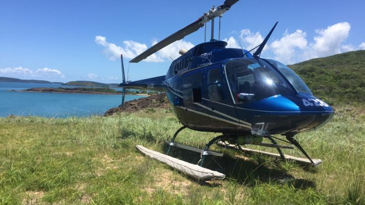 Cape York Heli Touring