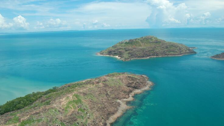 The tip of Cape York