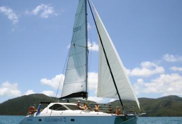 Airlie Beach Private Charter Yacht - Sunset Cruises