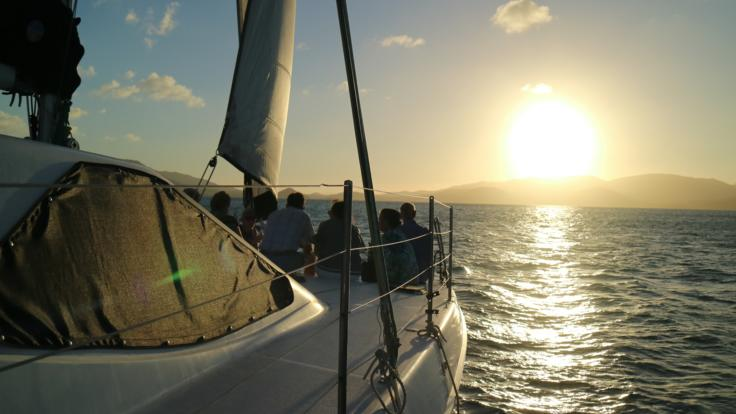 Sunset Sailing | Airlie Beach Private Charter Yacht