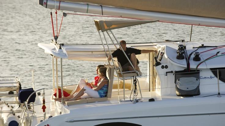 Romantic Charter Yacht Cruise From Port Douglas