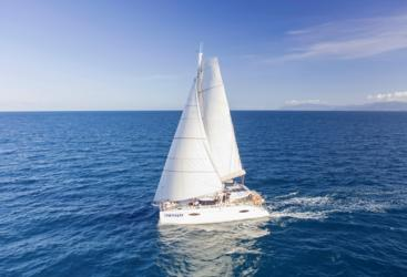 Exclusive private charter yacht from Port Douglas on the Great Barrier Reef