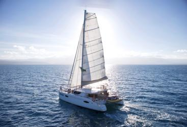 Charter your private yacht on the Great Barrier Reef from Port Douglas