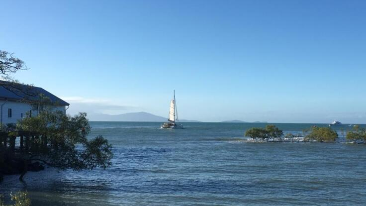 Afternoon Yacht Charter Port Douglas - Setting Sail for Low Isles