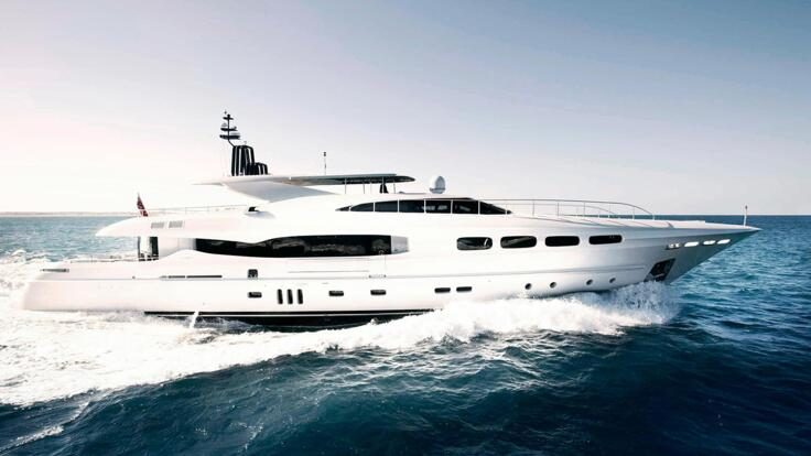 Superyacht Charters Great Barrier Reef Australia