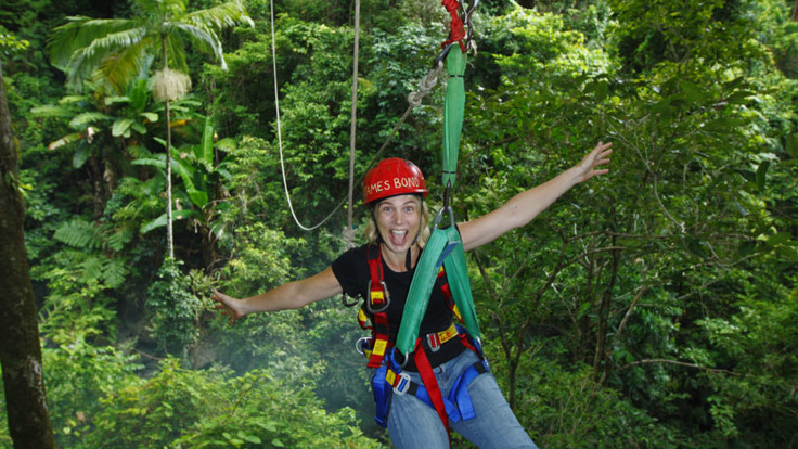 Jungle Surfing in the Daintree