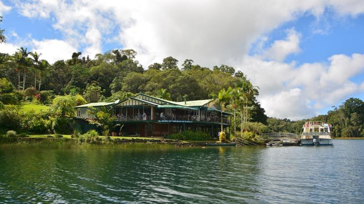 Lake Barrine Tea House | 1 Day Tablelands Private Tour