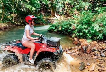 Cairns Quad Bike & ATV Rainforest Tours Kuranda