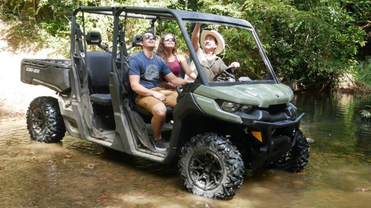 Kuranda Quad Bike Tours - 1 Hour Buggy Tour
