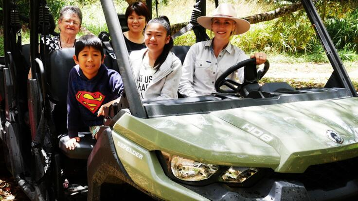 Kuranda ATV Tours - Buggy Tour Perfect for children