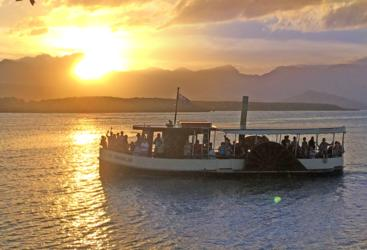 Private sunset cruise from Port Douglas