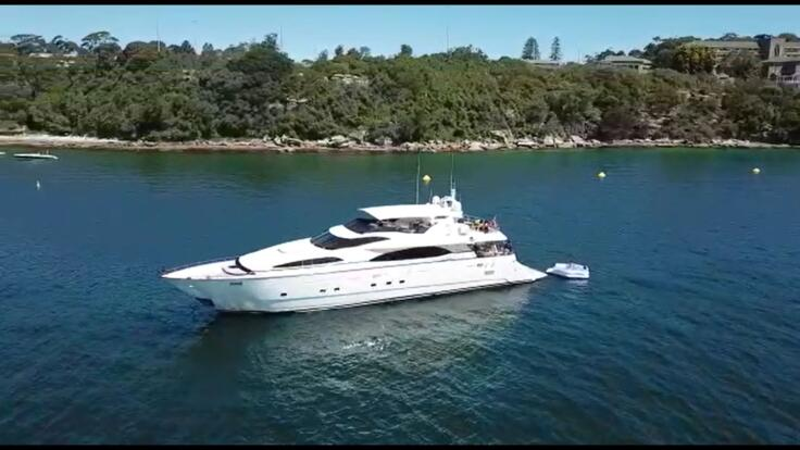 Whitsunday Superyacht Charter - Great Barrier Reef