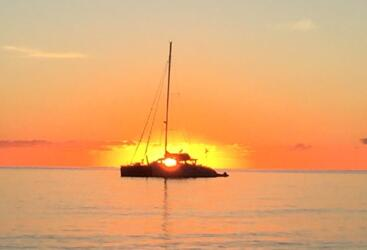 Yacht Charter Port Douglas - Sunset Cruise