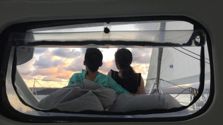 Susnet Cruises from Port Douglas - Romantic Sailing Tours