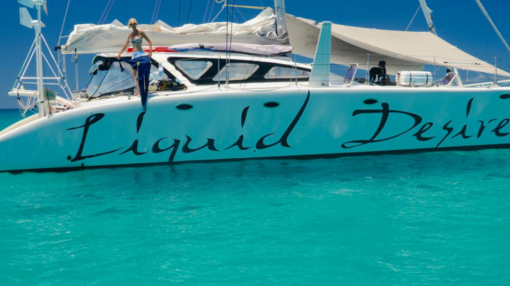 Port Douglas Private Charter Yacht | Sail the Great Barrier Reef | up to 12 guests