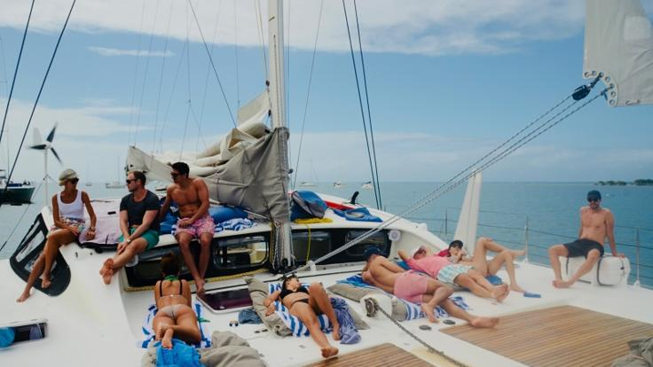 Port Douglas Private Charter Yacht | Perfect for small groups & families