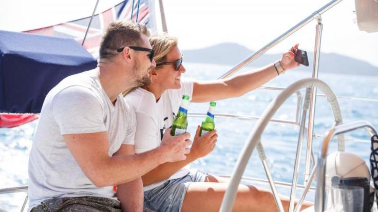 Private Charter Yacht Airlie Beach | Perfect Yacht For Couples Holidays