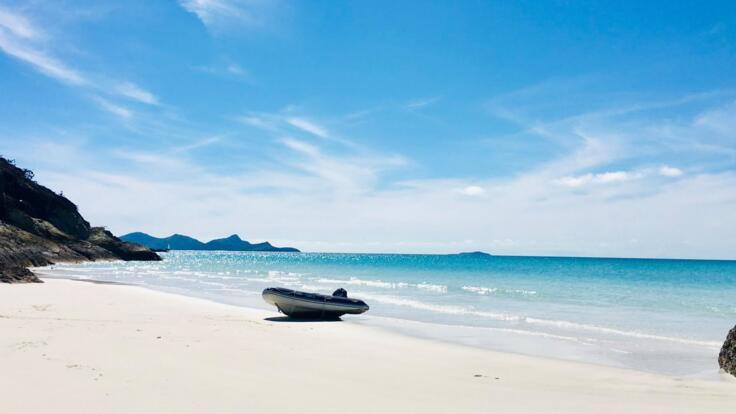 Whitsunday Yacht Charter - Explore Remote Islands Whitsundays
