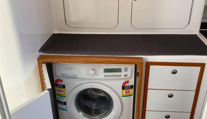 Private Charter Boat Cairns - Washing Machine