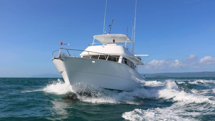 Private Charter Boat Port Douglas