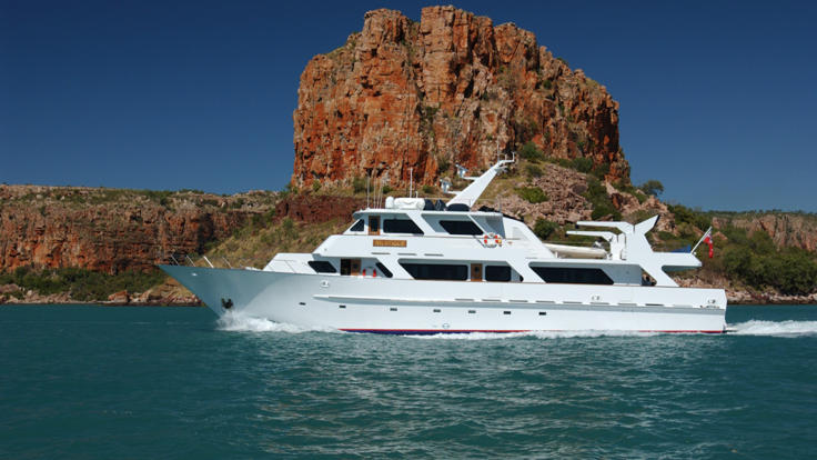 Superyacht Charters Whitsundays - Overnight Private Charter Boat - 10 To 12 Guests - Great Barrier Reef Australia