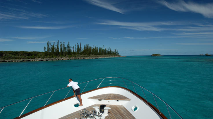 Travel To New Caledonia | Private Charter Boat