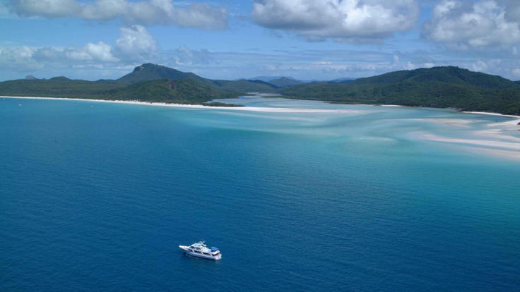 Explore The Whitsundays | Luxury Private Charter Yacht | Great Barrier Reef | Australia
