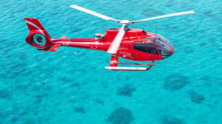 Cairns Helicopter Scenic Flights - Scenic Views