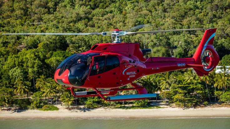 Townsville Helicopter Scenic Flights - Scenic Views Magnetic Island