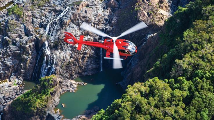 Fly Over The Australian Rainforest | 30 Minute Scenic Helicopter Flight Port Douglas