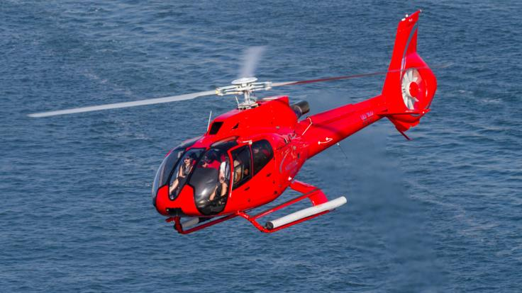 fly your own helicopter - Once in a lifetime experience