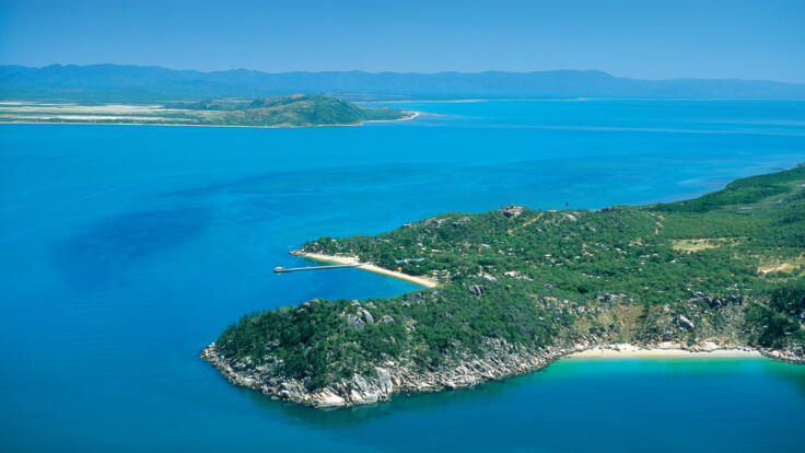 Magnetic Island Helicopter Flights from Townsville