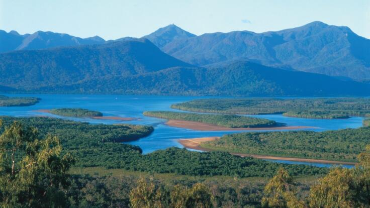 Townsville Helicopter Scenic Flights - Scenic Views Hinchinbrook Island