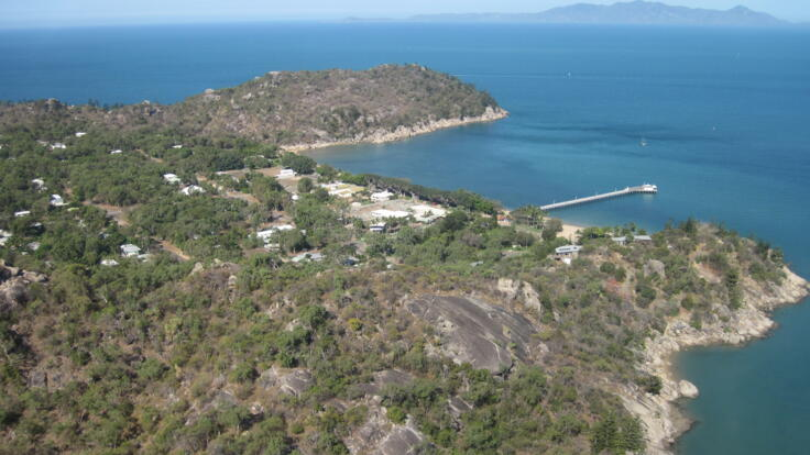 Townsville Helicopter Scenic Flights - Magnetic Island