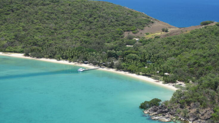 Townsville Helicopter Scenic Flights - Scenic Views Orpheus Island