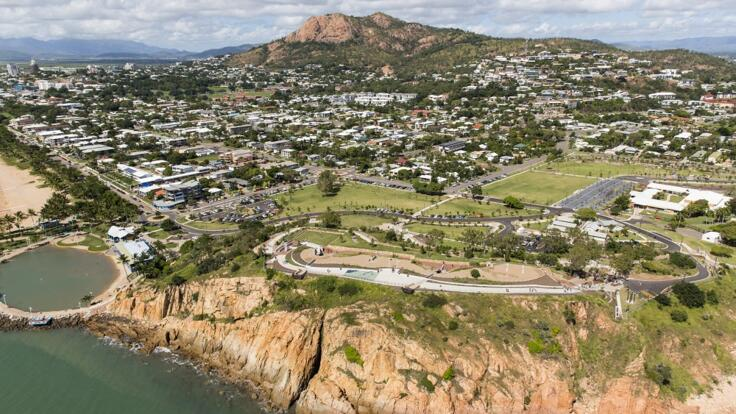 Townsville Helicopter Scenic Flights