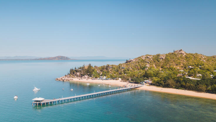 Townsville Helicopter Scenic Flights - Scenic Views From Magnetic Island