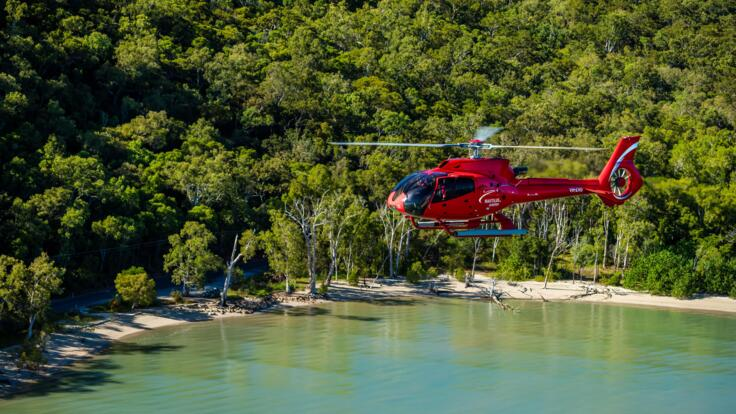 Townsville Helicopter Scenic Flights - Heli Fishing