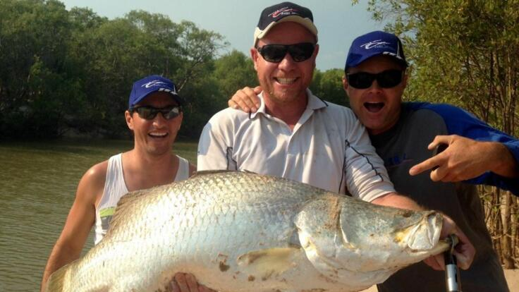 Townsville Heli Fishing Tours