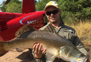 Helicopter Fishing Tours Townsville