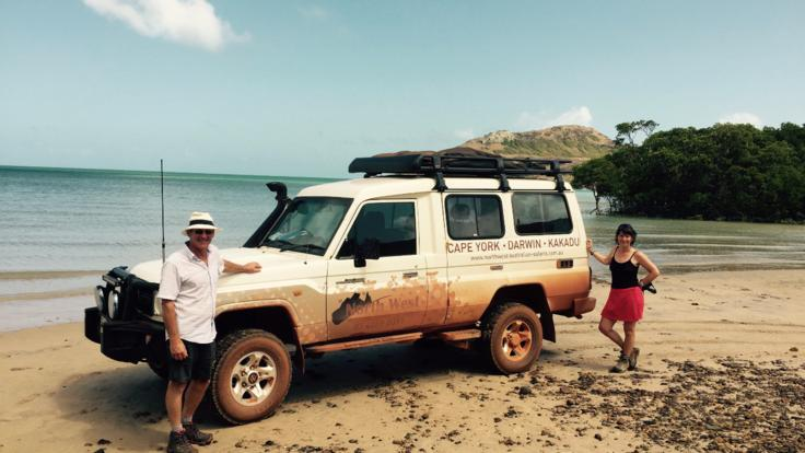 Personalised 4WD Cape York safari tour to the top end of Australia